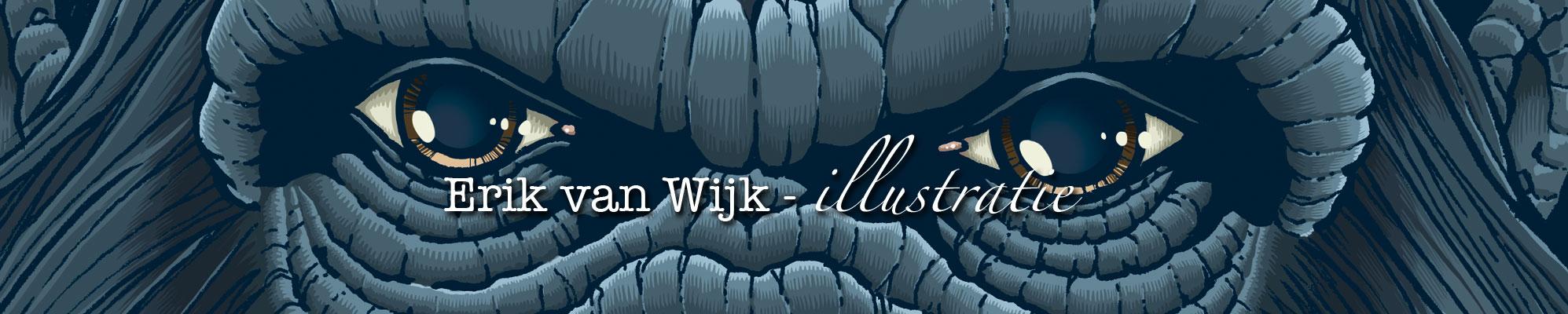 Erik van Wijk – Illustratie